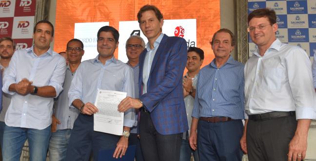 Salvador Praia Hotel dará lugar a empreendimento de quase R$ 300 milhões da Moura Dubeux