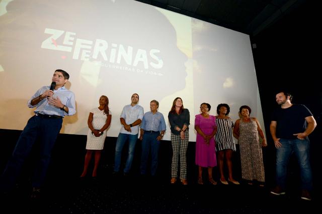 História da comunidade Guerreira Zeferina já pode ser conferida em documentário
