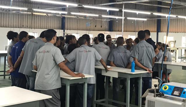 Itapetinga: Nova fábrica de calçados da Suzana Santos inicia operação