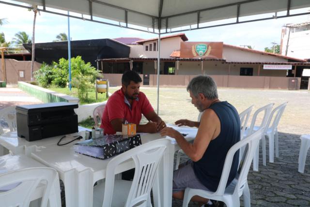Ação da prefeitura de Lauro junto a proprietários de imóveis visa despoluir o Rio Sapato