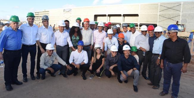 Bruno Reis destaca importância do Centro de Convenções para a economia de Salvador