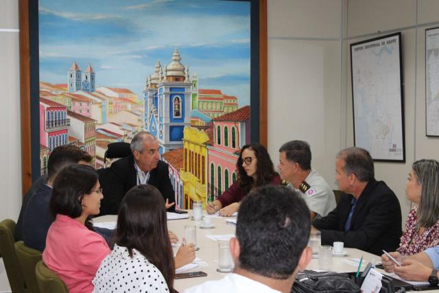 Parceria AINVIC e SDE quer deixar distrito industrial de Vitória da Conquista mais atrativo