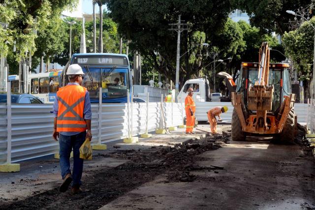 Prefeitura de Salvador inicia requalificação da Avenida Sete