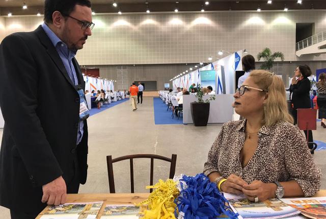 Bahia participa de feira internacional de negócios em turismo no Ceará