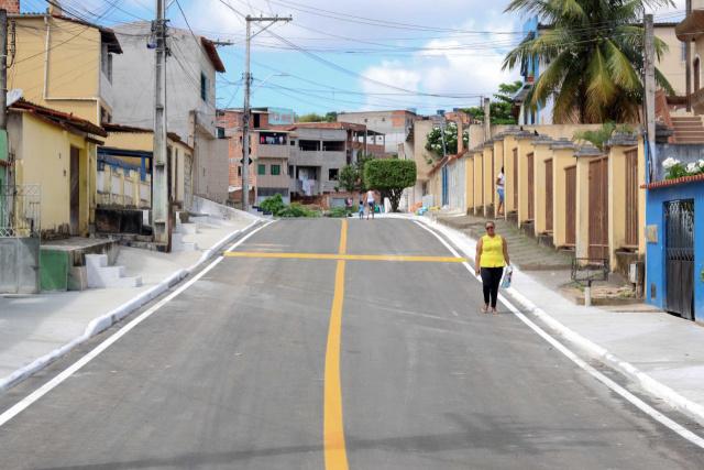 Prefeitura de Salvador vai entregar obras de drenagem e pavimentação em Paripe nesta quinta