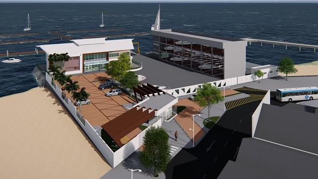Governo da Bahia abre licitação para obras na Marina da Penha