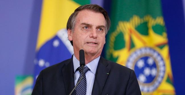 Em pronunciamento, Bolsonaro anuncia emprego das Forças Armadas na Amazônia