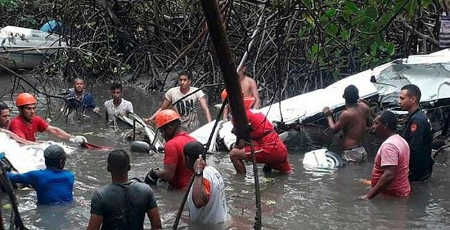 Avião que caiu com Gabriel Diniz não tinha permissão para táxi aéreo