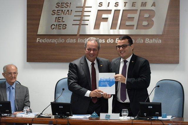 FIEB lança a Agenda Legislativa da Indústria 2019