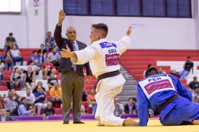 Judô brasileiro conquista sete pódios no Pan-Americano do Panamá
