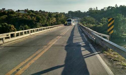 Resultado de imagem para ponte rio pardo candido sales