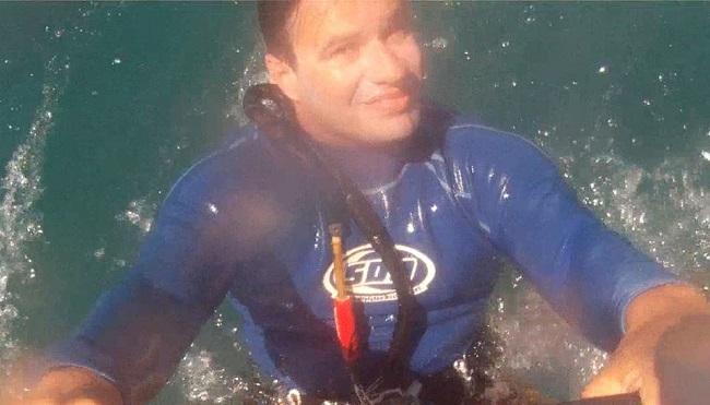 Surfista brasileiro Rafael Piccoli morre em praia do México