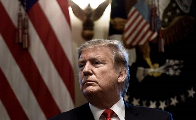 Trump acusa deputadas democratas de antissemitismo e antiamericanismo