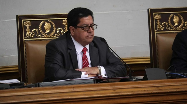 Bolsonaro condena prisão do vice-presidente do Parlamento da Venezuela