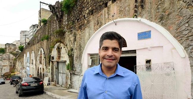 Salvador terá Arcos da Ladeira da Montanha recuperados em 2020