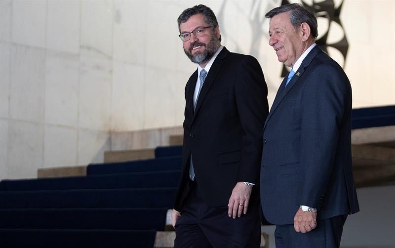 Uruguai declara apoio ao ingresso do Brasil no Conselho de Segurança da ONU