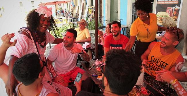Salvador deve receber cerca de 690 mil turistas durante a Copa América