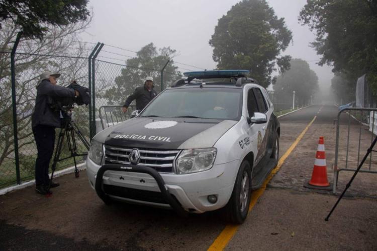 Na Granja Comary, Polícia Civil apura imagens de vídeo divulgado por Neymar