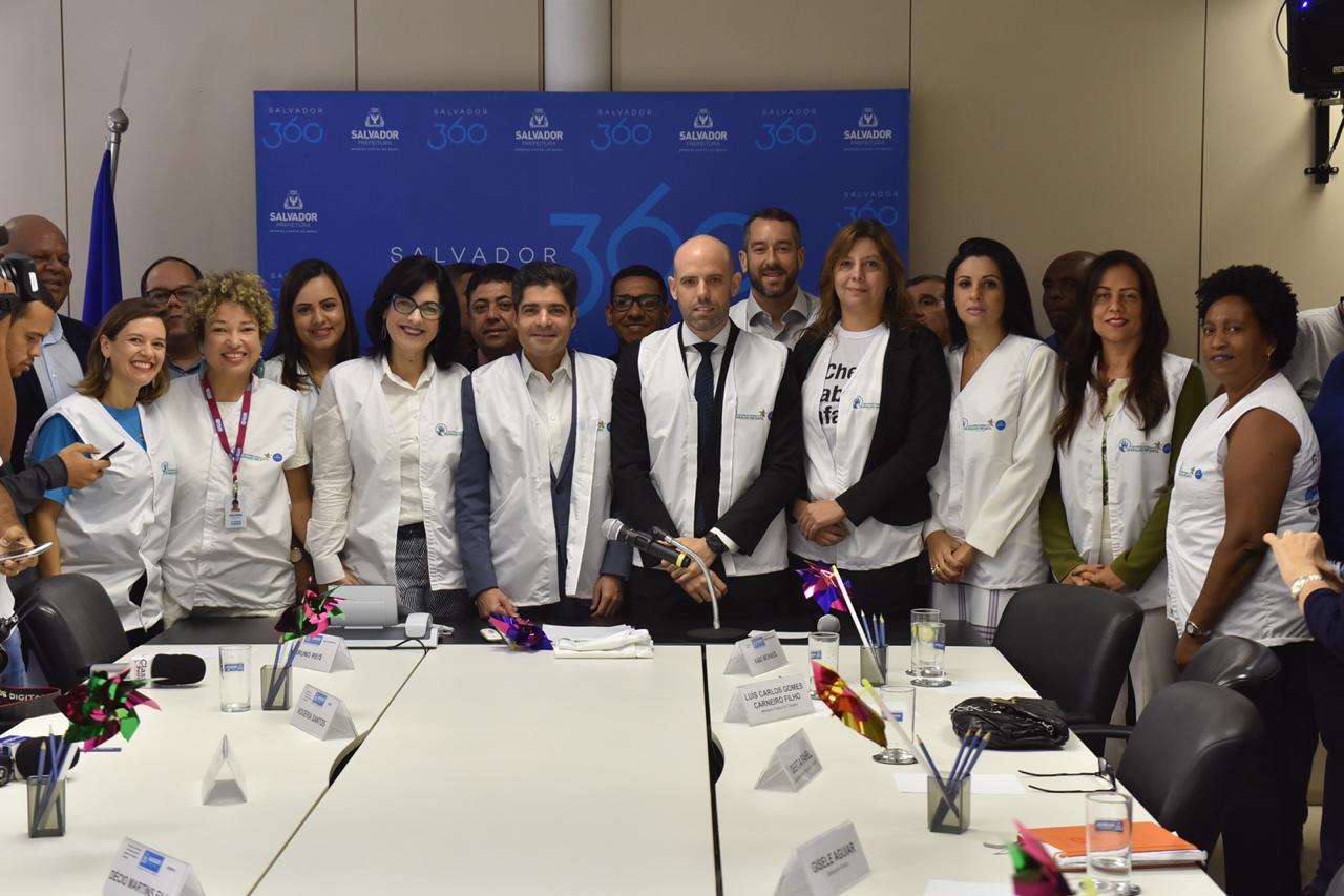 Salvador ganha operação conjunta de combate ao trabalho infanto-juvenil