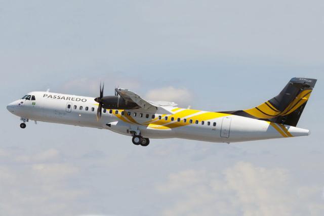 Passaredo vai realizar voos diários entre Salvador e Petrolina