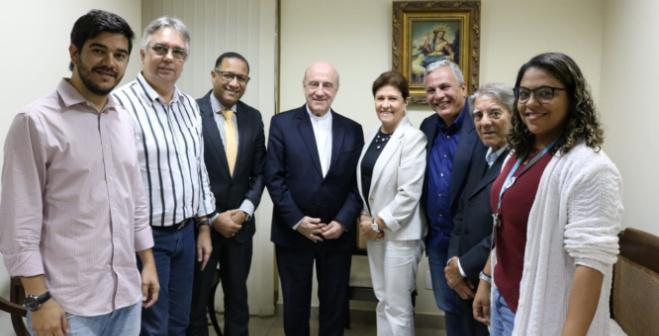 Trade baiano se mobiliza para reforçar homenagens à primeira santa brasileira