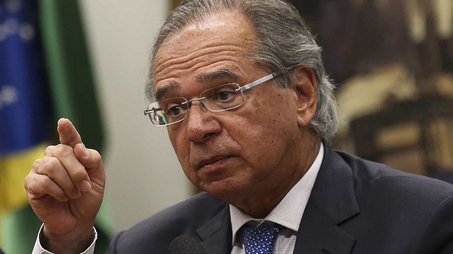 Guedes elogia provável PEC paralela no Senado para incluir Estados e municípios
