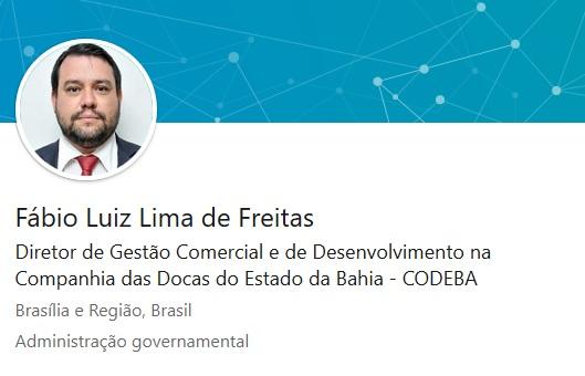 """""""Investigado pela PF ocupa direção da Codeba"""", denuncia Targino"""