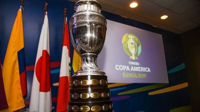 Campeão da Copa América vai embolsar US$ 7,5 milhões