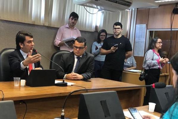 Comissão de Infraestrutura da ALBA aprova projetos e audiência pública com a Coelba