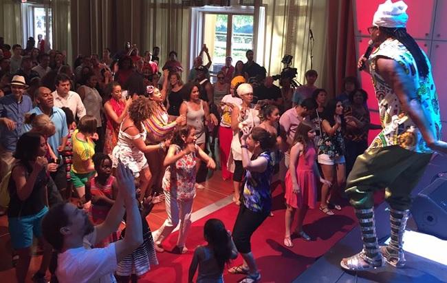 Embaixada do Brasil apoia realização do Afro Bahia Festival em Washington