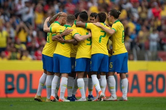 Brasil aplica 7 a 0 em Honduras no último teste antes da Copa América