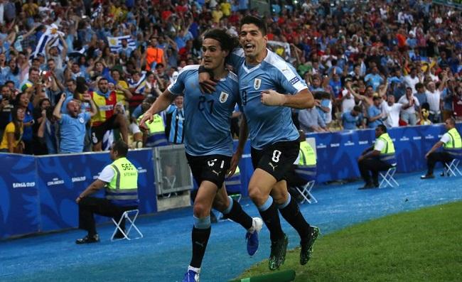Uruguai e Peru decidem vaga neste sábado na Fonte Nova