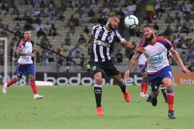 Série A: Fora de casa, Bahia empata sem gols com o Ceará