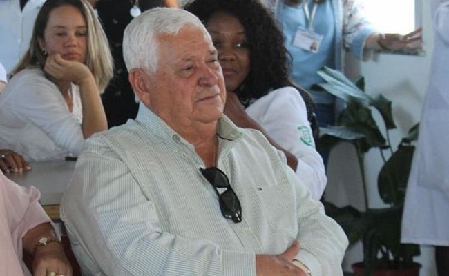Ex-diretor do Hospital Martagão Gesteira, José Bahia morre aos 85 anos