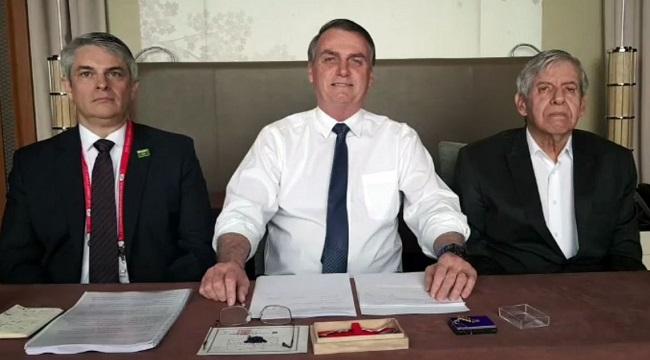 Bolsonaro agradece à Espanha e diz que sargento preso vai pagar por crime