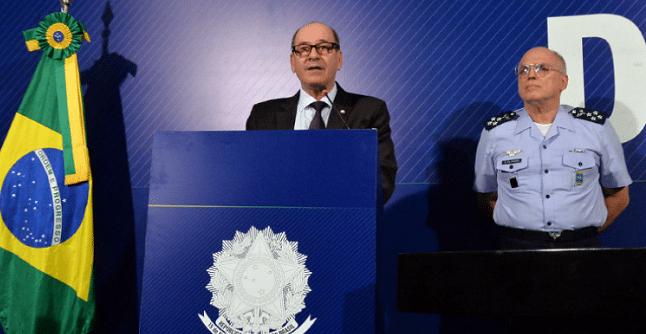 Ministro da Defesa diz que não irá admitir criminosos nas Forças Armadas