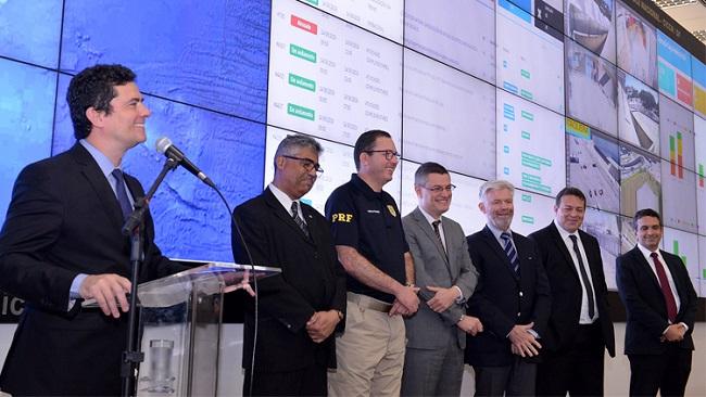 Centro integrado coordena forças de segurança na Copa América