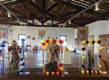Exposição no Museu da Misericórdia celebra os santos juninos