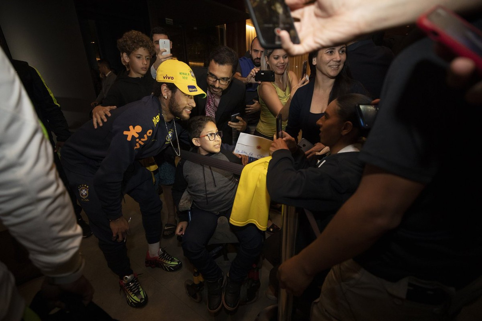 Brasil joga amistoso contra o Catar nesta quarta-feira