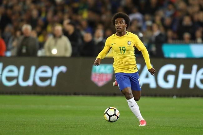 Willian é convocado para a Copa América no lugar de Neymar
