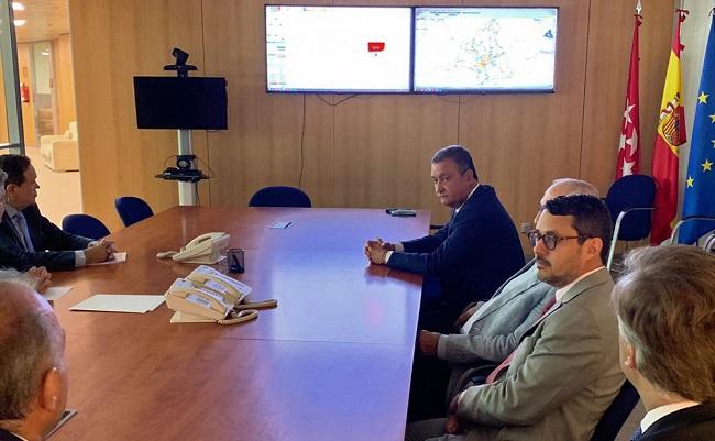 Rui apresenta projetos de infraestrutura e telecomunicações a empresas espanholas