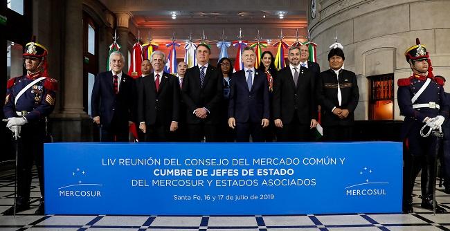 Brasil assume a presidência do Mercosul com plano ambicioso