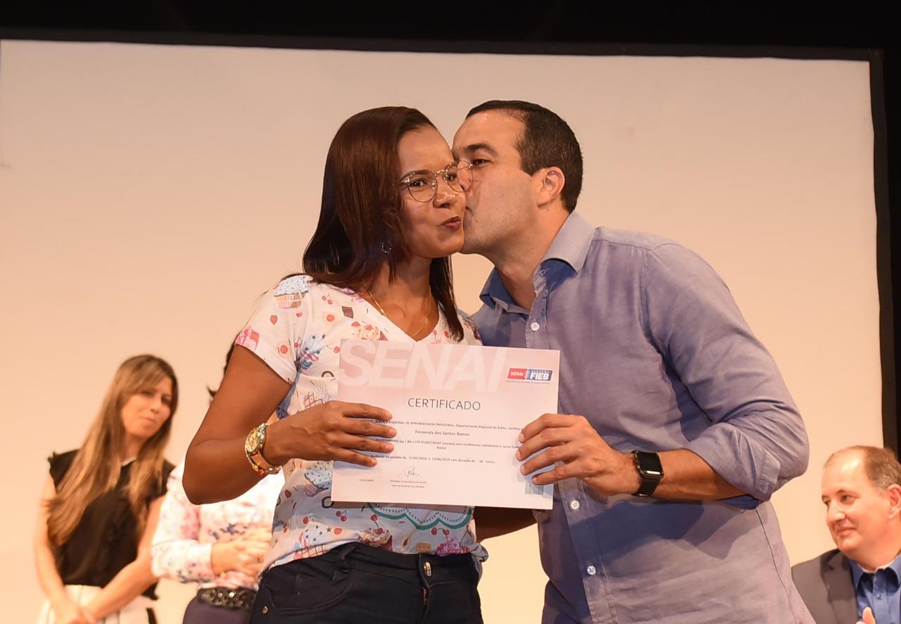 SPMJ Gourmet certifica 150 alunos na área gastronômica em Salvador