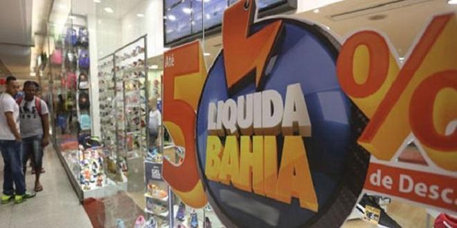Liquida Bahia começa nesta sexta com descontos de até 70%