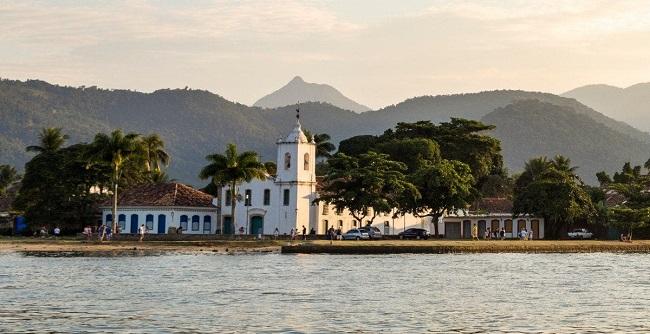 Unesco reconhece Paraty e Ilha Grande como patrimônios da humanidade