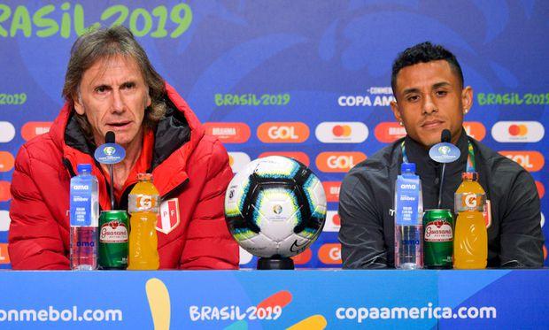 Chile e Peru decidem vaga na final da Copa América nesta quarta