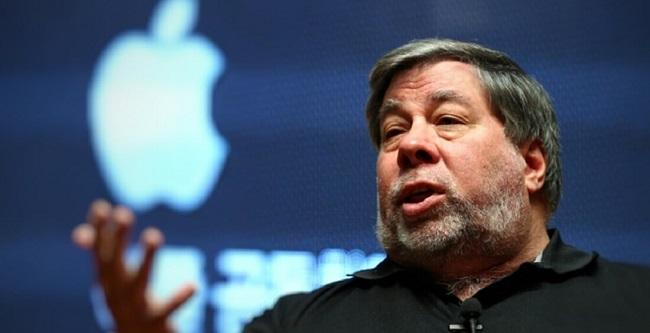 Cofundador da Apple, Wozniak recomenda que as pessoas saiam do Facebook