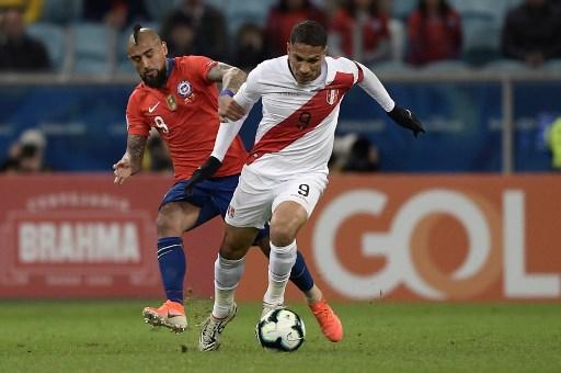 Peru aplica 3 a 0 no Chile e está na final da Copa América; veja os gols