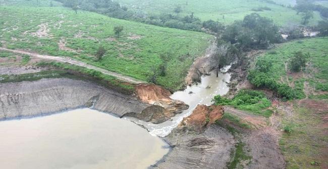 Divisa da Bahia com Sergipe tem previsão de chuva até domingo