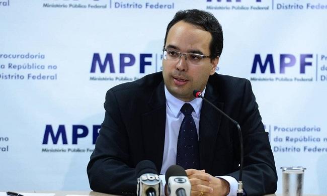 Coordenador da Lava-Jato na PGR, José Alfredo de Paula pede exoneração